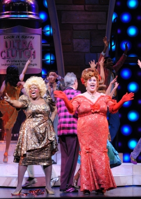 'Hairspray' Miss Motormouth Maybelle and Michael Ball OBE, UK Tours and West End.