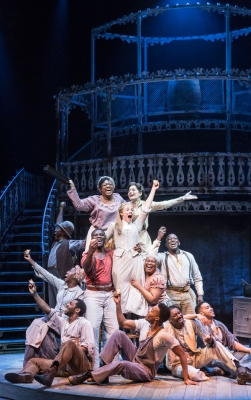 'Showboat' Cast, Sheffield Crucibal and West End.