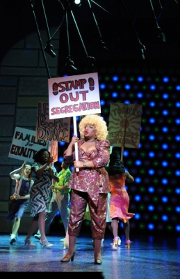 'Hairspray' Miss Motormouth Maybelle, UK Tours and West End.