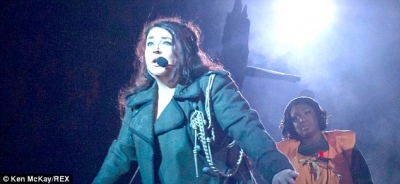 Kate Bush 'Before the Dawn' Concert, Hammersmith Eventim Apollo, London.
